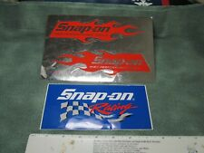 Snap-on Stickers - High Performance Tools & Racing