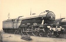CPA TRAIN LOCOMOTIVE ANGLAISE LONDON AND NORTH EASTERN