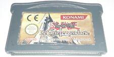 YU GI OH LE CARTE LEGGENDARIE - NINTENDO DS Lite Game Boy Advance Gioco Bambini