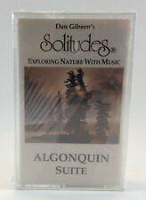 Dan Gibson's Solitudes: Algonquin Suite (Cassette Tape 1992) - Exploring Nature
