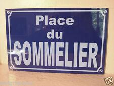 Place du SOMMELIER OENOLOGUE VIN GRAND CRU  objet de collection / cadeau / déco