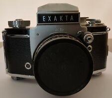 EXAKTA, Varex IIb, Pancolar 2/50 Carl Zeiss Jena, Germany