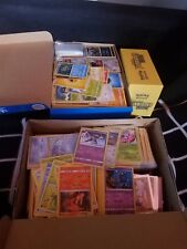 Pokemon TCG : 50 CARD MYSTERY LOT from many series even FIRST EDITIONS