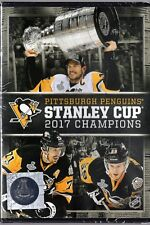 2017 Stanley Cup Champions : :Pittsburgh Penguins  (DVD)  BRAND NEW