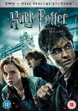 Harry Potter And The  Deathly Hallows Part 1 [DVD] By Daniel Radcliffe,Emma W.