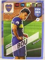 Panini Adrenalyn XL FIFA 365 2018 - #027 Walter Bou - Boca Juniors
