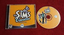 THE SIMS VACATION Expansion Pack (CD-ROM, 2003) with key code (NEAR-MINT)    #5