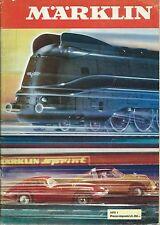 Catalogo Marklin 1970 - Italiano Trenini elettrici scala HO