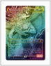 1x Foil Illuna, Apex of Wishes, Showcase, Ikoria Magic the Gathering MTG