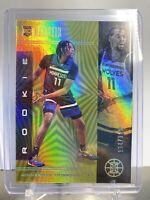 2020 Illusions Basketball, Nas Reid Rookie SSP #d 124/149 Minn Timberwolves🔥