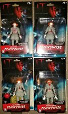 IT Chapter 2 Pennywise Action Figure & Diorama Set Series 1 Complete All 4 1 Bid