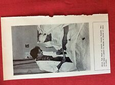 m2k ephemera 1975 picture lincoln eye hospital mrs jones with patient