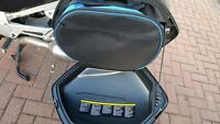 YAMAHA FJR1300 TDM900 Pannier liner inner luggage bags pair  Blue/Black new