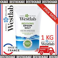 Naissance Sels d'Epsom - sulfate de magnésium - bains de pieds / exfoliant 1KG
