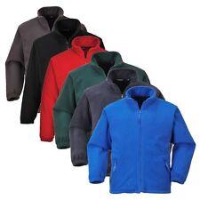 Portwest F400 Argyll Unlined Heavyweight Fleece Jacket - Various Colours