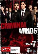 CRIMINAL MINDS Season 7 : NEW DVD