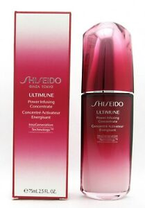 Shiseido Ultimune Power Infusing Concentrate 75 ml./ 2.5 oz. New