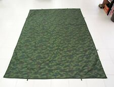 Russian Army Tent a special for mountain units special forces. Flora camo VSR-98