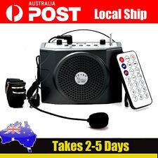 Mini 25W Portable Waistband Voice Booster PA Amplifier speaker FM MP3 Headset