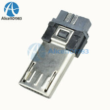 20pcs USB Micro 5-pin male Connector Jacks Socket SMD Surface-Mount