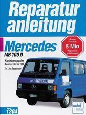 Mercedes MB 100 Kleintransporter - 9783716819234 PORTOFREI