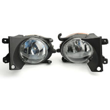 For 01-03 BMW 5-Series E39 Fog Light Driving Lamps Set Pair Assembly Kit Style