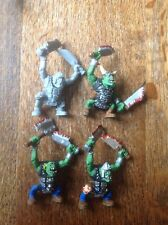 Warhammer. Orcs And Goblins. Orc Orruk Warriors, Boys, Boyz (b) Plastic