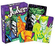 LE JOKER (Batman) NEUF School Lot de 52 cartes à jouer jokers ) ( NM 52269)
