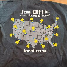 Joe Diffie Dart Board Tour Local C