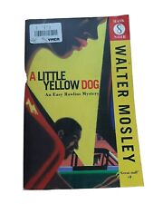 A Little Yellow Dog (Mask Noir) by Mosley, Walter Paperback Book The Cheap Fast