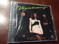 Voyceboxing (CD, 1991, GRP Records) PROMO New Sealed R&B