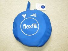 """nice Visual Departures Flexfill collapsible 20"""" gold / white reflector in case"""