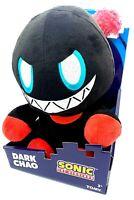 NEW 12 Inch Sonic The Hedgehog Dark Chao Stuffed Plush Tomy 3+ Years
