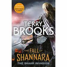 The Skaar Invasion: Book Two of the Fall of Shannara (F - Paperback / softback N