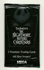 The Nightmare Before Chsitmas Trading Cards (NECA, 2001)