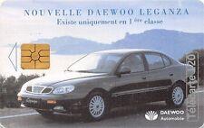 Telecard Auto Cars : Daewoo Laganza art: cars0020