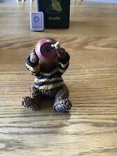 Boyds Bears The Bearstone Collection Buzzby Bee Happy #02006-21