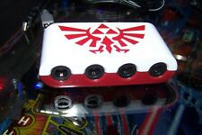 Modded Switch Controller Adapter by Whip Emotions Custom Zelda Themed