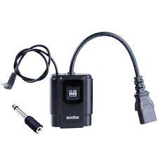 Godox 16 canales de radio inalámbrica de Studio Strobe Flash Receptor Para dm-16 Gatillo