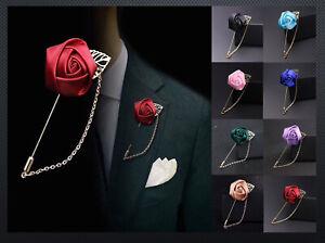 Revers-Pin Spilla Rosa Raso Spilla Anzug-Pin Reversenadel Pin ´ S Matrimonio
