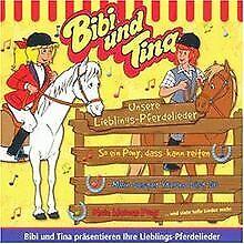 Bibi und Tina - Unsere Lieblingspferdelieder von Bi... | CD | Zustand akzeptabel