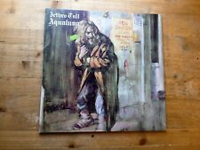 Jethro Tull Aqualung A1/B3 1st Press EX Vinyl Record CHR 1044 Textured Sleeve