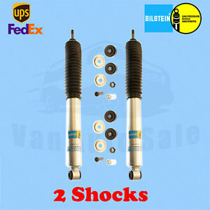 """Bilstein shocks B8 5100 Front 6"""" lift for FORD F-150 2WD 85-`96 Kit 2"""