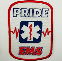 Pride EMS Houston Texas Emergency Medical Services Ambulance Patch