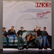 "(o) INXS - New Sensation (7"" Single)"