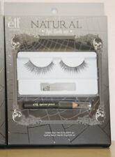 3 e.l.f. 3pc Lash Set Natural - Lashes, Eyelash Glue, Eyeliner Pencil ELF