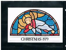 1979 Christmas booklet of three Australian Stamps