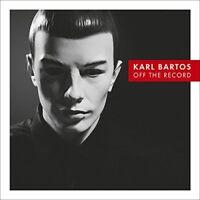 BARTOS, KARL-Off The Record (LP+ CD) VINYL NUOVO