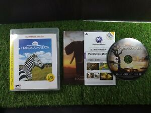 (ASIA ENGLISH VERSION) PS3 Hakuna Matata (Used Game/CIB/Complete)