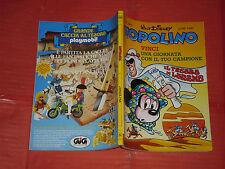 WALT DISNEY- TOPOLINO libretto- n° 1664 b- originale mondadori- anni 60/80